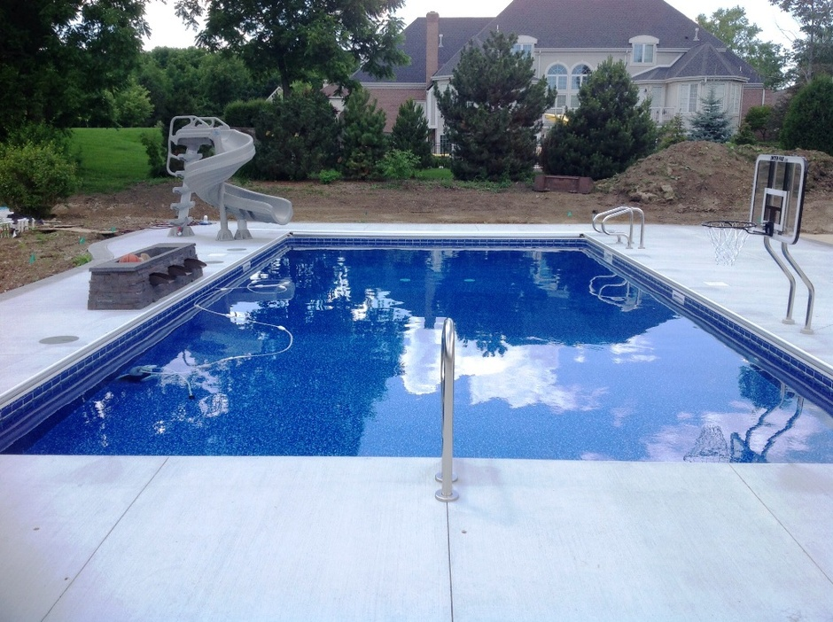 Take A Look At Our Custom Designed Inground Pools