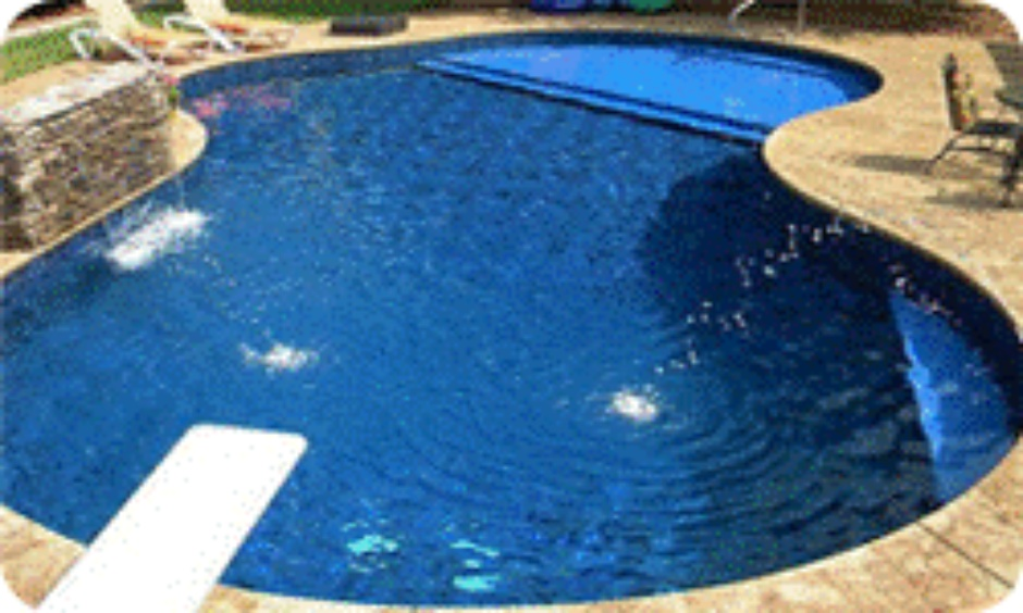 Inground swimming pool structure steel wall swimming pool for Premier pools