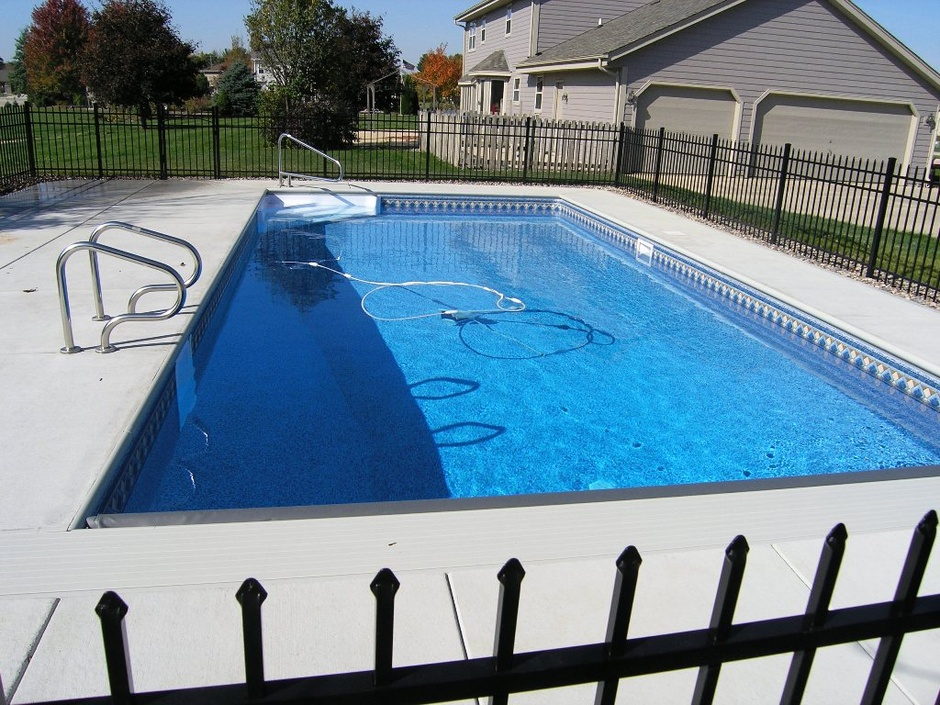 Take a look at our custom designed inground pools for 16x32 pool design